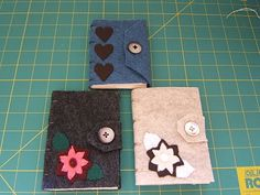 Dear Molly Anne: Eco-Felt needlebook tutorial