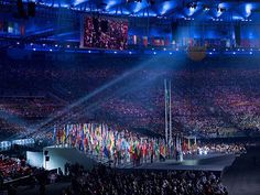 Opening Ceremony of the Rio 2016 Paralympic Games