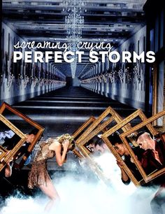Screaming crying Perfect Storms... (Blank Space - Taylor Swift)