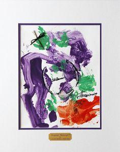 MONEIGH® Painting CALIFORNIA CHROME signed Art Sherman and Victor Espinoza