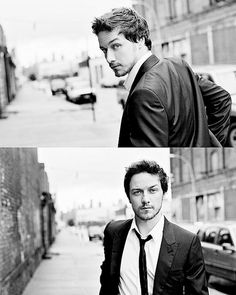 James McAvoy - If he ever knocks on my door I'm allowed to do inappropriate things with him.