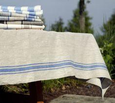 Terrain Linens + Tablecloths for a Summer Picnic