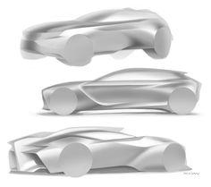 Doodle on Behance Conceptual Drawing, Design Exterior, Industrial Design Sketch, Car Design Sketch, Hand Sketch, Futuristic Cars, Sketch Inspiration, Layout, Sketches Tutorial
