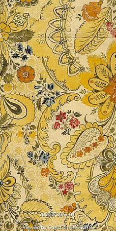 Design from Patterns by Different Hands, possibly by Anna Maria Garthwaite (1690-1763) or James Leman (1685-1745). Spitalfields, London, England, c.1726.