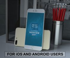 Are you excited to know that how can you easily get your own app by using #MWB #Global #WebView #App For #Android?  Here we release the Global WebView App For Android users. This is an amazing #application for all Android users to turn their #responsive #website into a #mobile application. This app is super simple and easy to customise. There is just one config file to setup everything, simply edit the included config file.