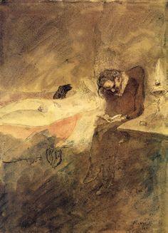 Pablo Picasso - El Poeta, 1904