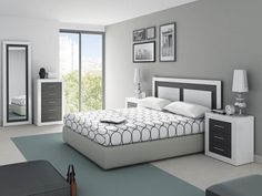 Recursos para cambiar de habitación: de niños a adolescentes – Deco Ideas Hogar Bedroom Cupboard Designs, Bedroom Closet Design, Bedroom Furniture Design, Bed Furniture, Bedroom Decor, Modern Master Bedroom, Master Room, Bedroom Colors, Bedroom Sets