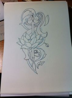 key tattoo sketch #tattoo flash #traditional tattoo #old school tattoo #tattoo idea
