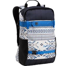 Women's Blue Day Hiker Backpack [23L] | Burton Snowboards
