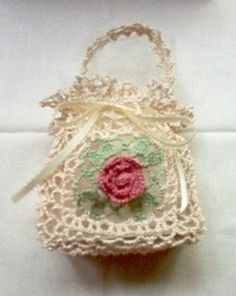 -Hand Crochet Lace