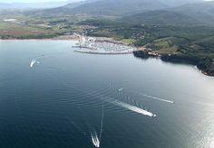 Marina di Scarlino #landscape