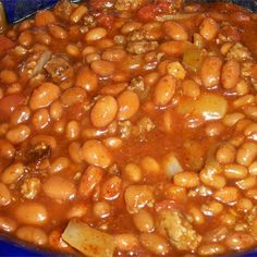 Texas-Style Baked Beans Photos - Allrecipes.com