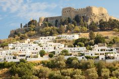 CNTraveller.com's guide to the must-see sights in Rhodes (Condé Nast Traveller)
