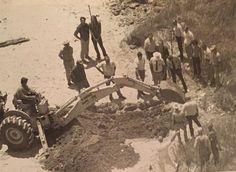 """Dean Corll crime scene photos Corll with the aid of Elmer Wayne Henley and David Brooks murdered at least 28 boys. """