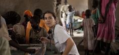 Nurses and Nurse Practioners in the field with Doctors Without Borders-because Nursing, too, knows no borders!
