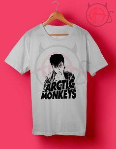 Arctic Monkeys Alex Turner T Shirt //Price: $14.50