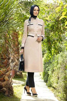 Alvina Islamic Fashion, Muslim Fashion, Modest Fashion, Hijab Fashion, New Fashion, Fashion Outfits, Fasion, Womens Fashion, Hijab Trends