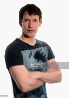 Singer and songwriter James Blunt poses for a portrait prior to the FIFA Ballon d'Or Gala 2011 at the Kongresshaus on January 09, 2012 in Zurich, Switzerland.