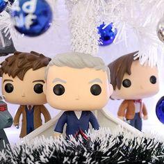 Finalmente assisti o especial de natal deste ano. Eu amei! Está bem divertido e cheio de referências dos quadrinhos. Não vejo a hora da serie voltar. Tem um podcast incrível la no site @doctorwhobrasil