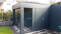 Wir fertigen alle Bauwerke selbst in 32584 Löhne/Westfalen in unserer großen Zimmerei/Tischlerei!Dieses Bauwerk ist als Beispiel zu verstehen! Wir bauen alles, was statisch und technisch machbar ist!Pultdach oder Satteldach ein Preis! Wir können alle Wünsche bezüglich Dachneigung und Grundriss erfüllen!Bei uns sind Sie Ihr eigener Architekt! Bitte lassen Sie sich durch uns ein Angebot für Ihr Wunschhaus erstellen.Wir verwenden nur Deutsche Markenbeschläge. Fenster und Türen mit ISO-Glas aus…