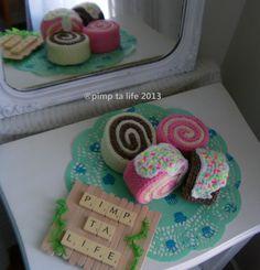 The serial crocheteuses n°200 !!!!! un gateaux pour feter ça ! gourmandises au crochet tricot  tricotin...