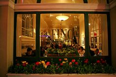 Fino Ristorante & Bar - fantastic Italian food, and you have to try the Zabaglione for dessert