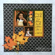 October Club Q with Martha! Hello dear friends, Martha Lucia here to share with you two layouts that I created using the October Club Q. This month this club comes with the 49 Shades of Grey paper collection, a very suggestive name, don't you think?
