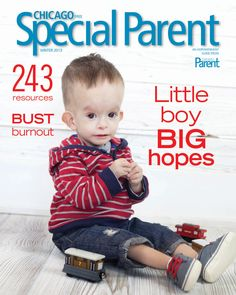 Our Winter 2013 issue of Chicago Special Parent is now on stands! You can also read it on your tablet. Just search for Chicago Parent in the Apple Newsstand or in the Kindle Fire App!
