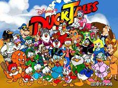 Duck Tales a-woo-woo