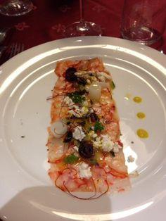 [I Ate] Shrimp Carpaccio #food #foodporn #recipe #cooking #recipes #foodie #healthy #cook #health #yummy #delicious