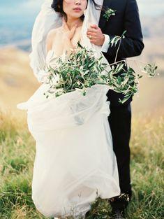 New Zealand Fine Art Wedding Photography on Film by Erich McVey