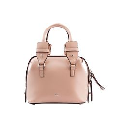 N°21 - Nude Leather Small Shoulder Bag