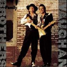 Family Style, 1990 Grammy Awards Blues - Best Contemporary Blues Album winner, Vaughan Brothers (Jimmie Vaughan, Stevie Ray Vaughan), artist. #GrammyAwards #GoodMusic #Music