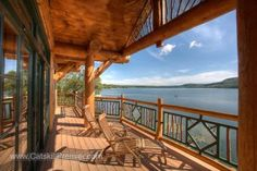boathouse deck railing - Google Search