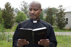 Father Gabriel Stokes (Seth Gilliam)