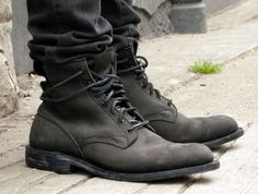 Boots for men....I want one again like this but in brown