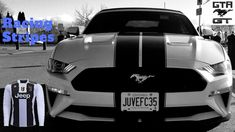 My new 2019 mustang GT convertable gets Racing Stripes. Drama in automot. Instant Video, Racing Stripes, Gta, Mustang, Jeep, Drama, Youtube, Mustangs, Mustang Cars