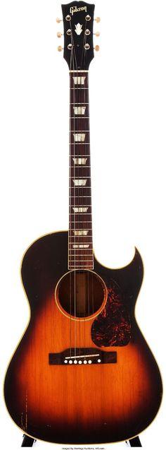 Gibson 1956 CF-100 Sunburst
