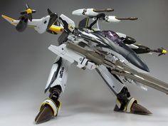 バンダイ DX超合金 YF-29 デュランダルバルキリー(30周年記念カラー)用スーパーパーツ レビュー/ガムの玩具店