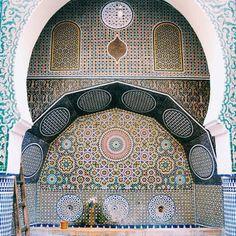 Moroccan-esque