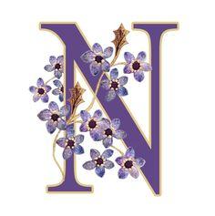 N Purple Wood Roses (ArtbyJean)