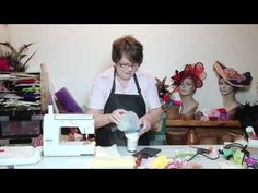 Hat Classes - Millinery How To French Flower Making Fundamentals - YouTube