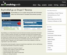 Upgrade of a Large Data Portal to Drupal 7 Procurement Process, Government Of Canada, Career Training, Drupal, News Sites, Portal, Public, Projects, Blue Prints