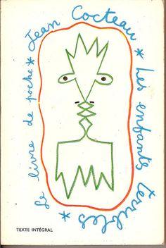 Les Enfants Terribles - Livre de Poche book cover   Flickr: partage de photos!