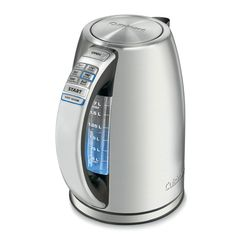 Bule eletrico de aço escovado Cuisinart 110 volts - Utensílios Domésticos / Utilplast - Utilplast | Utilplast