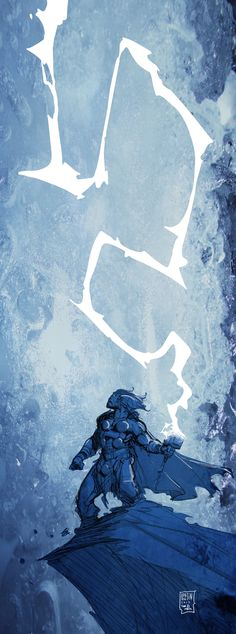 Thor by PatBoutin.deviantart.com