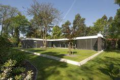 Modern Houses by Justus Mayser Architekt