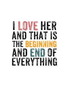 F. Scott Fitzgerald Quote <3