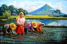 Filipino Paintings for Sale | oil paintings of philippine sceneries FOR SALE from Manila ...