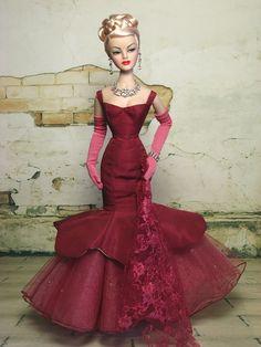 Ashton Drake Gene Marshall Doll | the sensational Gene Marshall gown of the same name from Ashton Drake ...